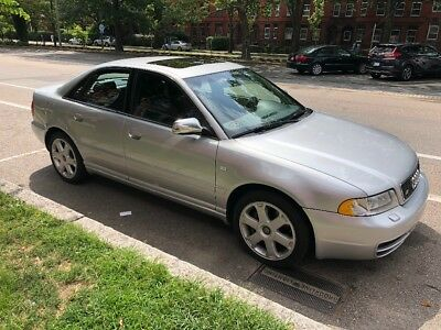 2000 Audi S4  2000 Auid S4 Meticulously Maintained