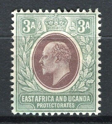 BRITISH KUT; 1903 early Ed VII fine Mint hinged 3a. value