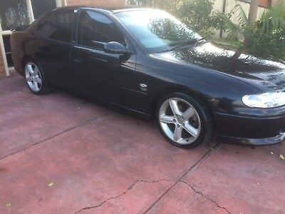 Holden commodore l67 supercharged s pac Reg Rwc clean