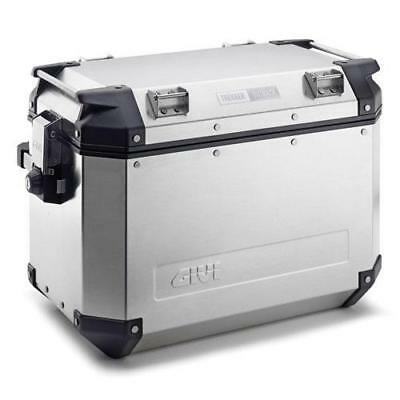 Trekker Outback RIGHT aluminium side-case, 48 ltrs GIVI travel