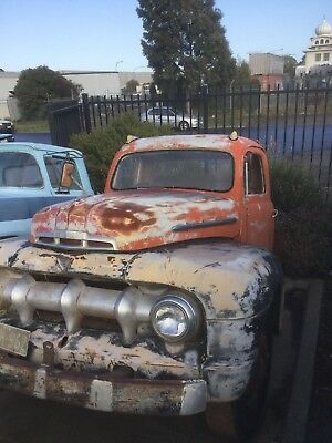 Ford 1952 f100 cab, Ford 1952 pickup bundle.