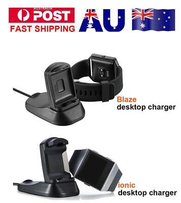 Replacement USB Charging Dock Cradle Cable Quick Charger For Fitbit Blaze/ionic