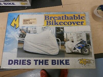 MOTRAX SIZE SMALL SCOOTER 125cc BIKE MOTORCYCLE RAIN DUST COVER OUTDOOR INDOOR
