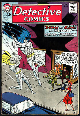Detective Comics 320. Great Bat-Genie Cover. White Pages.