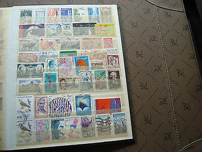 France - 43 Stamps Canceled (Brand State) Stamp French