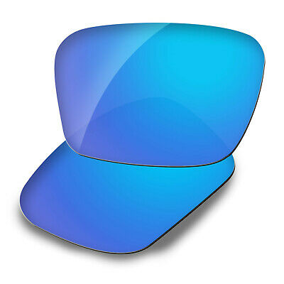 975831e962 Dynamix Polarized Ice Blue Replacement Lenses for Oakley Fuel Cell  Sunglasses