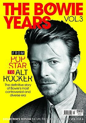 The Bowie Years magazine Volume 3 Collector's Edition David Bowie