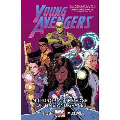 Young Avengers Volume 3: Mic-drop At The Edge Of Time And Space (marvel Now)...