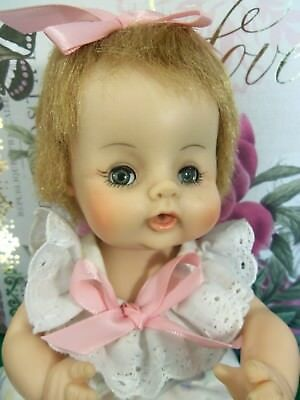 """8.5"""" Madame Alexander Sweet Tears or Bitsy Baby Doll"""