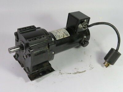 RAE 3130296 Gearmotor 90VDC 54RPM 1.5A  ! WOW !