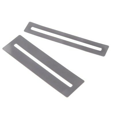 Set of 2 Fretboard Fret Protector Fingerboard Guards for Guitar Bass Luthier ZC