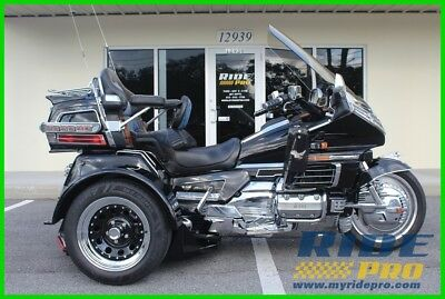 Honda Gold Wing®  2000 Honda Gold Wing GL1500 Goldwing trike Removable Trike Awesome LOOK