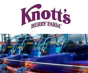 Knotts Berry Farm Ticket $45   A Promo Discount Savings Tool