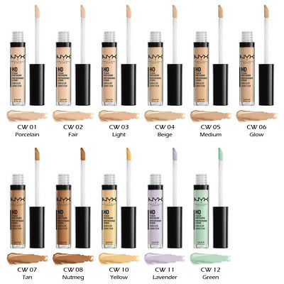 "1 NYX HD Photogenic Concealer Wand - CW ""Pick Your 1 Color"" *Joy's cosmetics*"