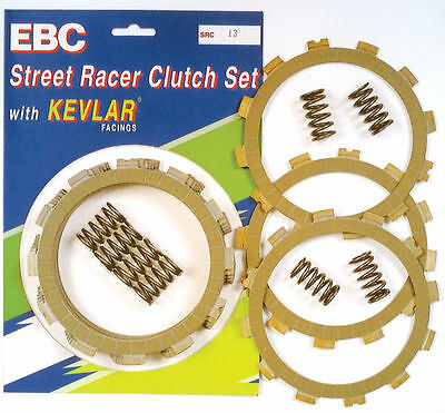 EBC SRC7 Series Street Racer Friction Plate Clutch Set 1989-99 Yamaha FZR 600