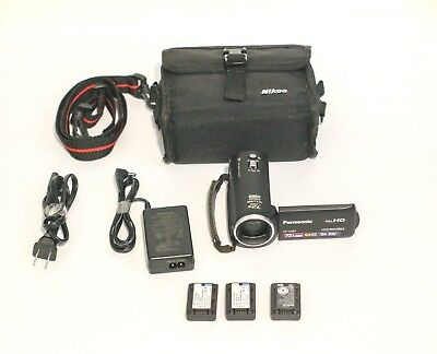Panasonic HC-V201 CamcorderExcellent cond. FREE SHIPPING!