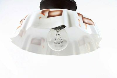 Beautiful Old Hanging Lamp Kitchen Cult Retro Design Style 30er