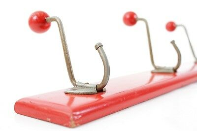Antique Wardrobe Hooks Hook Rail Kleiderleiste Cult Retro