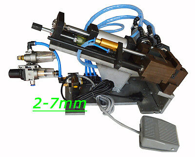 Pneumatic And Electric Wire Cable Stripping Machine TD-305 110V USA 2-7MM SALE!