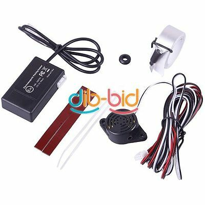 NEW Use Auto Electromagnetic Car Parking Reverse Backup Radar Sensor Kits OC