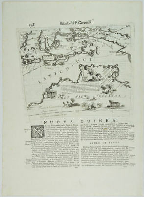 [Map of Northern Australia, Borneo, Indonesia and New Guinea].