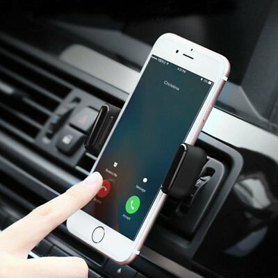 Car Mount Air Vent Holder Cradle For iPhone Samsung Mobile Phone Universal
