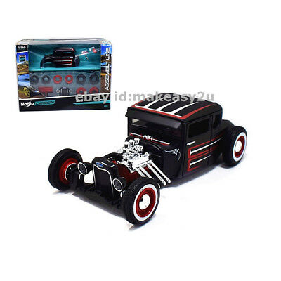 Maisto 1:24 1929 Ford Model A Metal Diecast Assembly Line KIT Model Car New