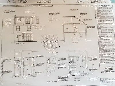 Loft Conversion Survey and Plans