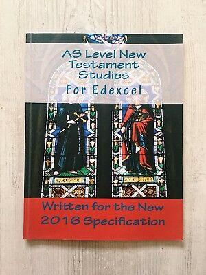 RS AS Level New Testament Studies Revision Guide
