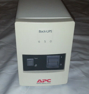 Apc Bk650Mi Back Ups Usv 650Va 400W 230V Eu Battery Power Backup