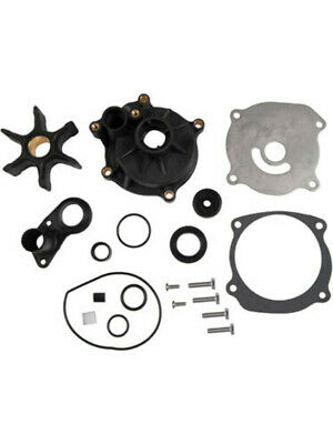 Sierra 18-3392 Johnson Evinrude Outboard Water Pump Kit with Housing - 434421