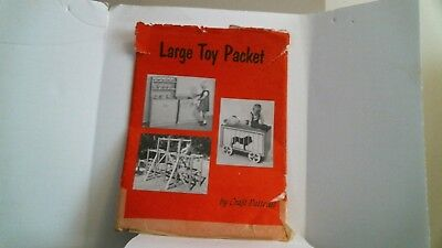 Large Toy Packet by A. Neal Hall Craft Patterns Craft Patterns