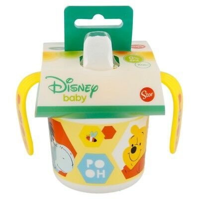 Taza Entrenamiento Bebé 250 Ml. Winnie The Pooh Hugs And Honey