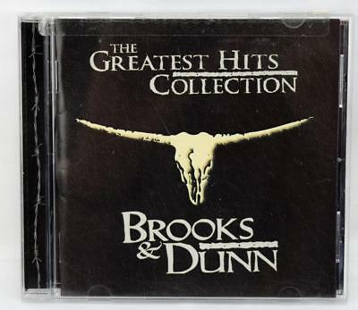 Brooks & Dunn The Greatest Hits Collection CD NM