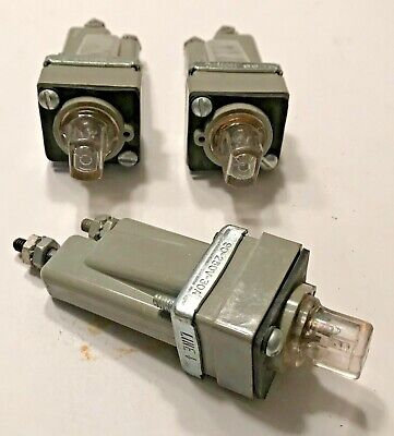 Bussmann FHL11U ‑ Military Fuse holder 30A 250V- NEW OLD STOCK-FREE SHIPPING