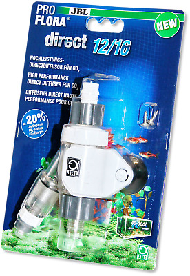 JBL ProFlora Direct Inline CO2 Diffuser for external filter 12/16 mm aquarium