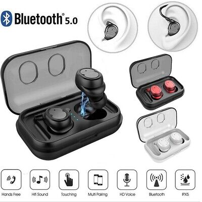 Mini Earbuds Wireless Bluetooth Earphone for Apple Air-pods iPhone 7 8 X Android