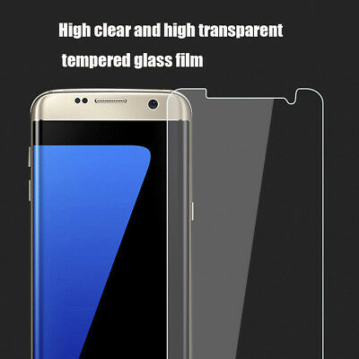 For Samsung Galaxy A3 A5 A7 2016/2017 Tempered Glass Screen Protector Film Cover