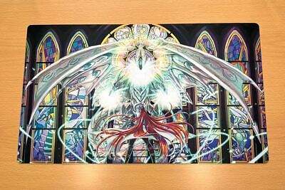 F1544 Free Mat Bag Yugioh Neo Blue-Eyes Ultimate Dragon Playmat TCG Play Mat