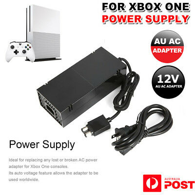 Power Supply AC Adapter Cable Brick Charger for XBOX ONE Console AU adapter SM