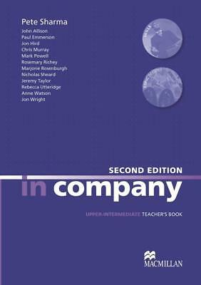 In Company. Upper-Intermediate. Teacher's Book | Pete Sharma, Mark Powell | 2012