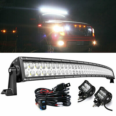 """FOR 07-13 CHEVY SUBURBAN//TAHOE 50/"""" CURVED LED LIGHT BAR ROOF MOUNTING BRACKET"""