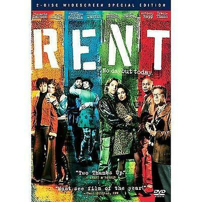 Rent (DVD, 2007, Single Disc Version) ***DVD DISC ONLY***