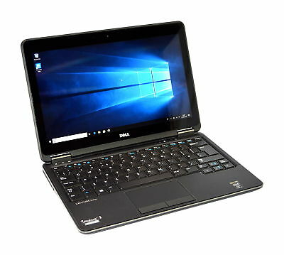 Dell Latitude E7240 Ultrabook / i5-4300U / 4GB / 128GB SSD / Touchscreen Laptop