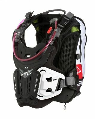 Leatt Chest Protector GPX 4.5 Hydra Black/White