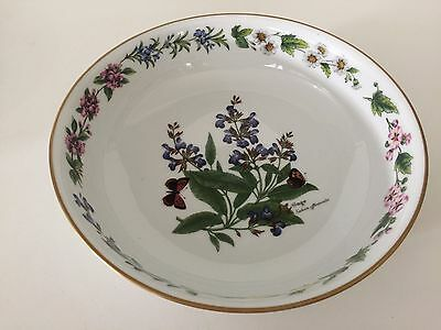 "Royal Worcester Worcester Herbs Sage Salad Bowl, 10"" Diameter x 2 1/2"" High"