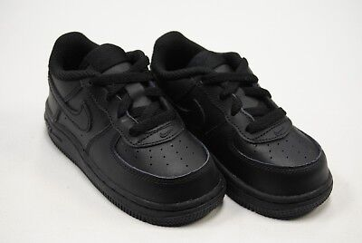 cheap for discount 35a9d 8d045  314194 009  New Toddler Nike Air Force 1 Low All Black Black Bb2