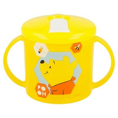 Taza Entrenamiento Bebé Easy 230 Ml. Winnie The Pooh Hugs And Honey