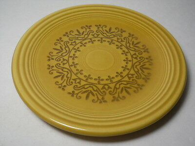 1970 Homer Laughlin Fiesta Coventry Casualstone Antique Gold Bread Butter Plate