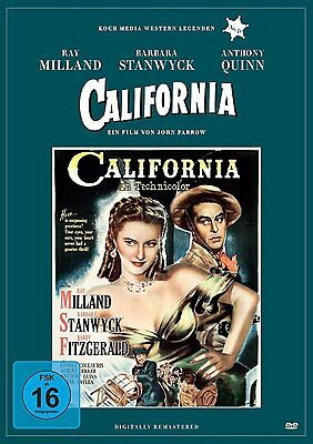 California - Barbara Stanwyck - (Edition Western Legenden #41) - DVD